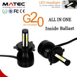 G5 4000lm LED Car Light H7 5202 H11 9005 9006 H13 9004 9007 H4 LED Car Light