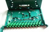 Tipo divisor de fibra óptica da bandeja do PC do Sc 1*16 (CATV FTTH)