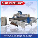 máquina 3D, máquina de cinzeladura de madeira de 2000*3000mm do CNC do Woodworking para gabinetes