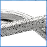 Conexión Ss316 de la cuerda de rosca tubo flexible especial barato de 3 pulgadas