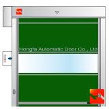 산업 PVC 직물 고속 회전 셔터 문 (HF-1089)