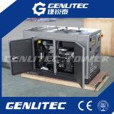 Генератор 10kVA охлаженный водой портативный молчком тепловозный управляемый Changchai EV80