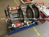máquina de soldadura plástica da tubulação do HDPE de 90-315mm