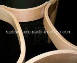Ganascia pranzante di legno accatastabile/ganascia gomito di Hans Wegner (DS-C161)