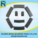 Strumenti del diamante di Romatools per granito, calcestruzzo, arenaria, calcare, marmo, di ceramica,