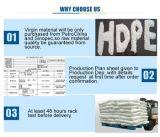 Niedriger Preis 1100*1100 Hygeian Einwegdurchfahrt-und Verschiffen-Plastikladeplatte