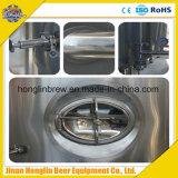 Equipo brillante de la cervecería del acero inoxidable 500L del tanque de la cerveza de la alta calidad