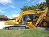 22t Lishide Hydraulic Crawler Excavator Sc220.8