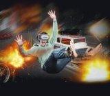Vr Box Google Картон виртуальной реальности 3D Case Vr гарнитура для смартфонов
