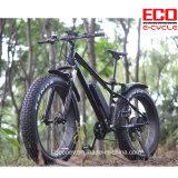 Велосипед тучной автошины электрический с батареей лития