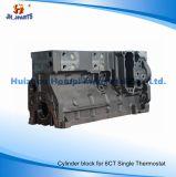 O bloco de cilindro do motor para Cummins 6CT escolhe o termostato 3939313 5260561