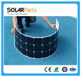 Painel solar Semi-Flexível de Sunpower da eficiência elevada