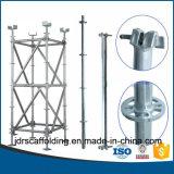 Het Systeem van de Steiger van Ringlock, in China wordt gemaakt dat