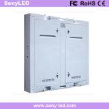 Placa Publicitária de Alta Definição Exterior P6 SMD Display LED