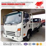Motor 4X2 Rhd de Isuzu caminhão da carga da estaca de 5 toneladas no estoque