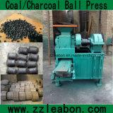 Различная машина выжимкы шарика порошка угля формы