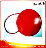 Silicone Rubber 3D Printer Heater 220V 400W Diameter 320*1.5mm