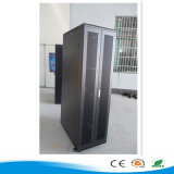 경쟁적인 42u Black Computer Server Rack 42u Network Cabinet