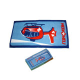 Promotion를 위한 100%년 면 Compressed Printing Beach Towel