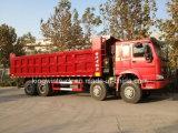 Sinotruk 상표 40tons 덤프 트럭 또는 팁 주는 사람 트럭