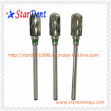Carburo Burs del CNC del HP del material dental