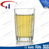 160ml Forme de cylindre Clear Glass Water Cup (CHM8038)