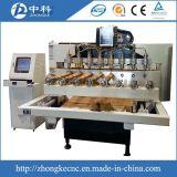 Маршрутизатор CNC горячей оси сбывания 4 деревянный