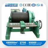 Argani elettrici professionali della miniera del Henan