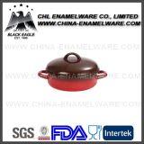 Crisol de múltiples funciones certificado LFGB del vapor del esmalte del palillo de la fábrica no
