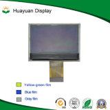 Visualización del LCD con el módulo gráfico del LCD del diente del cable plano 128X64