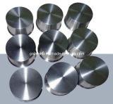 고품질 티타늄 둥근 표적