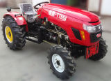 Tractor 55HP 4WD Tractor Low Price와 High Quallity를 가진 소형과 정원