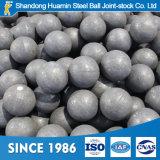 De levering Gesmede Ballen van het Staal voor de Mijn van het Silicium