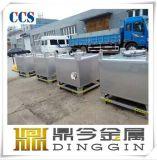 Roestvrij staal Tanks van de Opslag van 1000 Liter de Chemische