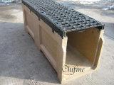 具体的な排水系統のために火格子を付ける鋳鉄の堀の下水管