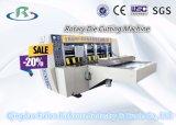 Máquina rotatoria de alta velocidad automática del rectángulo que corta con tintas