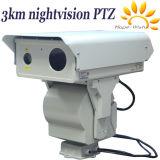 5 cámara infrarroja larga del laser de la gama PTZ de la visión nocturna del kilómetro