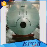 2ton высокая эффективность Water Tube Three Pass Boiler