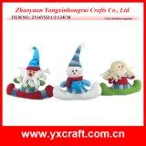 Jeu de cadeau d'équipe de Noël de la décoration de Noël (ZY14Y532-1-2-3)