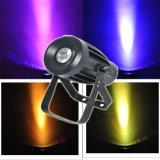 1LED 10W RGBW Indoor PAR Light para Stage