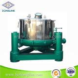 Separatore della centrifuga di filtrazione di scarico della parte superiore del Tre-Piede del treppiedi