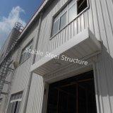 Gruppo di lavoro di costruzione della struttura d'acciaio della fabbrica con costo competitivo
