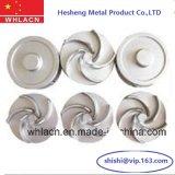 ステンレス鋼の投資鋳造ポンプインペラー(無くなったワックスの鋳造)