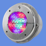 9W Reccessed Edelstahl LED Underwater SPA Pool Light