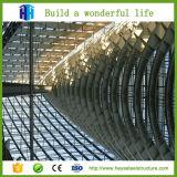 Vorfabriziertes modulares Lager-Stahlgebäude