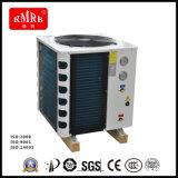 Pompa de calor de la fuente de aire de Evi del hogar, calefacción, calentador de agua