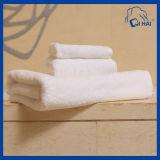 100%年の綿の浴室の白いタオル(QH998321)
