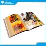 B/Wおよびフルカラーの薄紙表紙の本の印刷