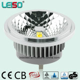 tache LED AR111 (LS-S615-G53-ED) de CREE de GS CRI80 de 960lm Scob Leiso TUV