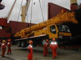Guindaste de caminhão hidráulico 30t (QY30K5-1)
